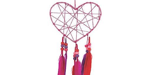 Valentines Day Dreamcatchers