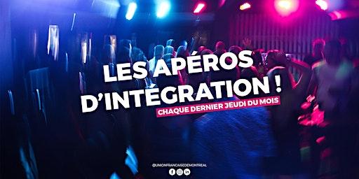 Les Apéros d'intégration #10