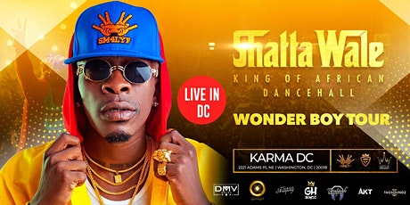 Shatta Wale Live In Washington, DC | Concert & Party tickets