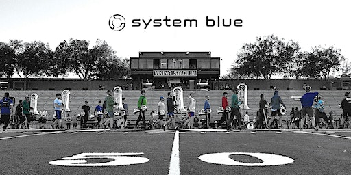 System Blue Educational Event – Clovis, CA (Percussion)