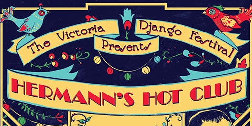 Hermann's Hot Club Featuring Club Voltaire