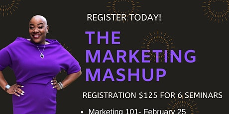 The Marketing Mashup tickets