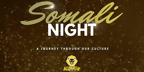 SOMALI NIGHT tickets