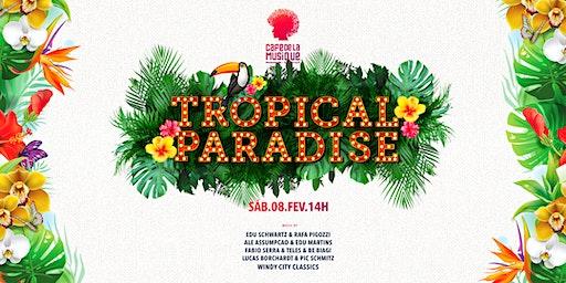 Tropical Paradise  08/02 - Café de La Musique Floripa