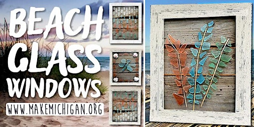 Beach Glass Windows - Kent City