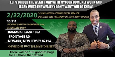 Myecon Financial Entrepreneurial Workshop tickets