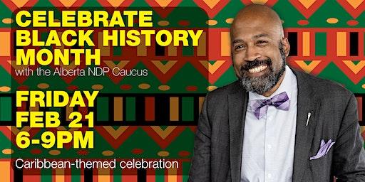 NDP Caucus Black History Month Celebration