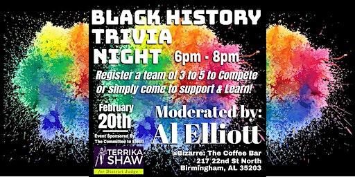 Black History Trivia Night