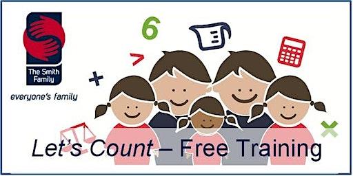 Let's Count Professional Development Session 1 & 2