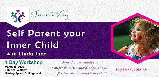 Self Parent Your Inner Child