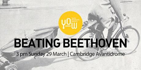 Beating Beethoven - Youth Orchestra Waikato tickets