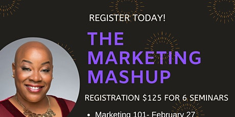 The Marketing Mashup tickets