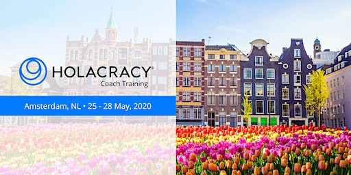 Holacracy Coach Training with Brian Robertson - Amsterdam - May 2020