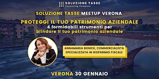 Soluzione Tasse MeetUp - Verona