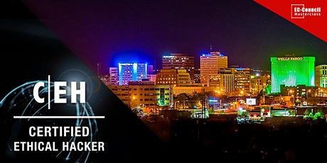 Certified Ethical Hacker (CEH) Masterclass – Albuquerque, NM tickets