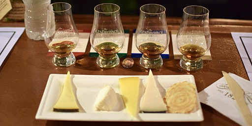 Glendronach Whisky & Cheese Pairing with Women Who Whiskey Chicago