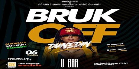 BRUK OFF - Dunedin  tickets