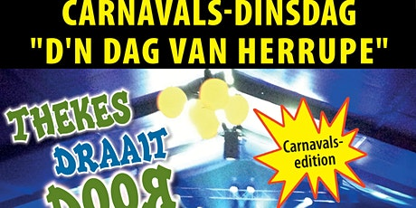 Thekes - Thekes draait door Carnavals-edition 16+ tickets