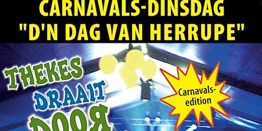 Thekes - Thekes draait door Carnavals-edition 16+
