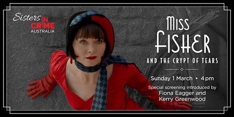 Miss Fisher and the Crypt of Tears tickets