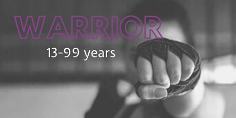 Warrior Woman Training (13-99 years old) - GOLD COAST tickets