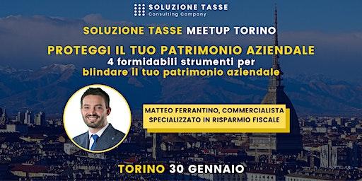 Soluzione Tasse MeetUp - Torino