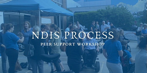 """NDIS Process Peer Support Workshop."""
