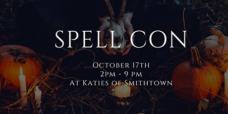 Spell Con tickets