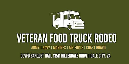 Veteran Food Truck Rodeo 2020