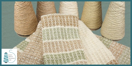 Weaving Textures:  Natural Cotton Wash Cloths tickets