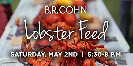 B.R. Cohn Annual Lobster Feed tickets