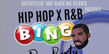 HIP HOP & R&B BINGO  WITH QUEEN TEE tickets