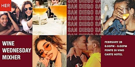 HER San Diego: MixHER Love Edition tickets