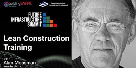Lean Construction training (Melbourne) tickets