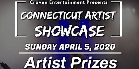 Connecticut Artist Showcase tickets