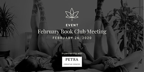 Women Who Weed: February Book Club and Creative Workshop tickets