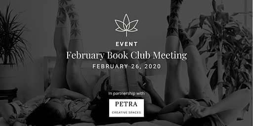 Women Who Weed: February Book Club and Creative Workshop