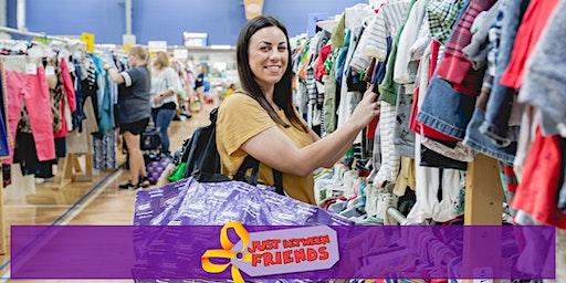 Prime Time Shopping Pass $10 - JBF Arlington - Spring 2020