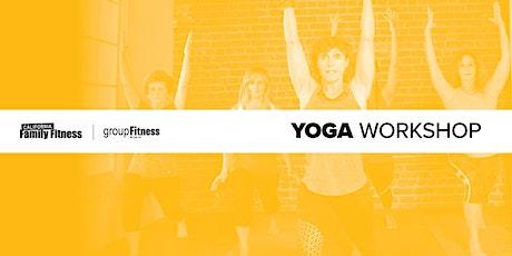 Yoga Basics Workshop (Orangevale) tickets