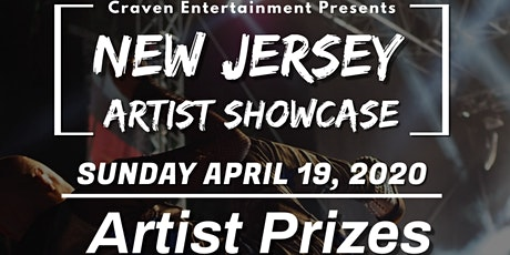 New Jersey Artist Showcase tickets