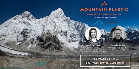 Mountain Plastic: Powered by Himalayan Life Launch Event tickets