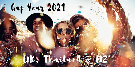 Gap Year Info Evening (SYD) | Hosted by Letz Live & Trinity Grammar School