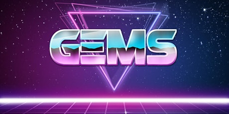 GEMS (12 - 18 years) FREE - CANCELLED tickets
