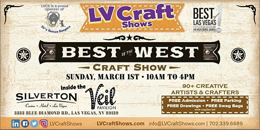 Best of the West Craft Show