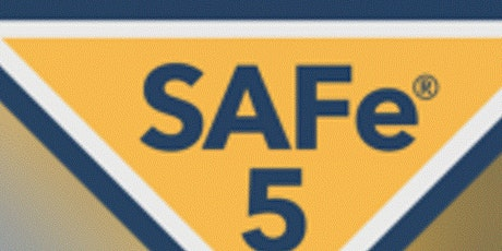 Leading SAFe 5.0 Certification( Weekend, Guaranteed to Run) tickets