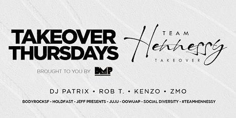 Takeover Thursdays @ Harlot - 01/30/20 tickets