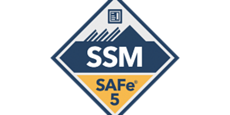 SAFe® Scrum Master Certification, NYC  5.0 (Weekend) course tickets