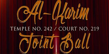 Al-Karim 2020 Joint Charity Ball Speakerboxx tickets