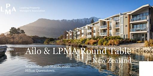 LPMA Round Table - Queenstown NZ