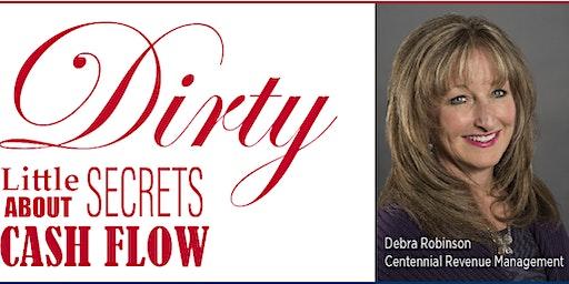 Better Business BOOST Seminar: Dirty Little Secrets About Cash Flow